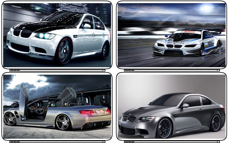Cars BMW M3 Laptop Netbook Skin Decal Cover Sticker NEW